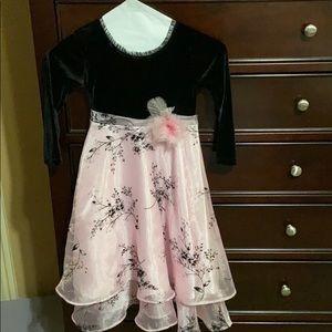 Toddler Pullover Dress. EUC